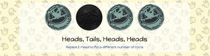 Pokemon TCG Coin Flipper 2