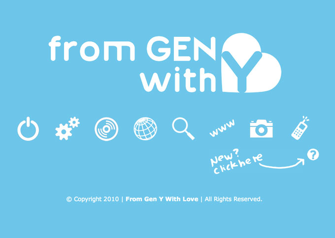 From Gen Y With Love 1